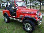 JEEP CJ 1983 - Jeep Cj